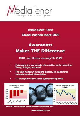 Global Agenda Index 2020